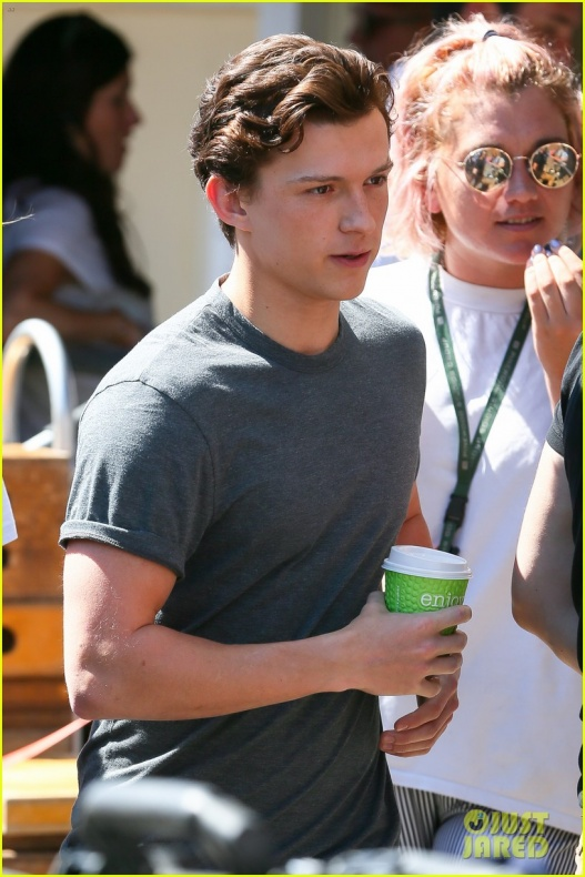 Tom Holland Spider-Man Far From Home 2