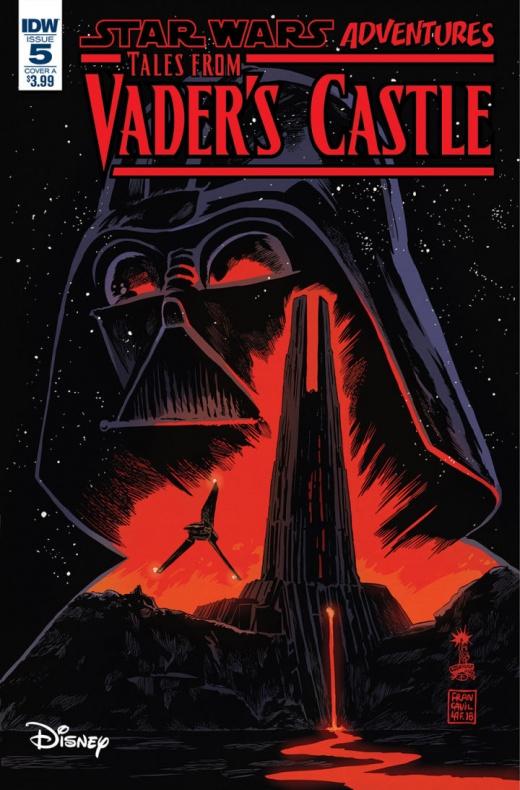 vader castle cover