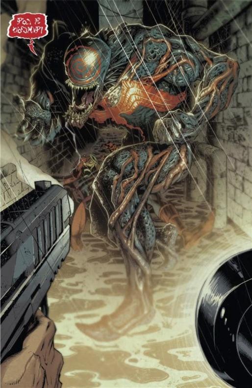 Venom Freak Out