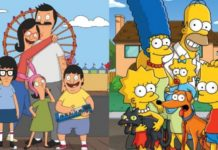 Los Simpsons Bob's Burger