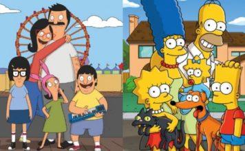 Los Simpsons Bob's Burger