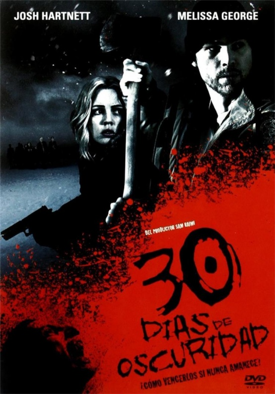 30 dias de oscuridad
