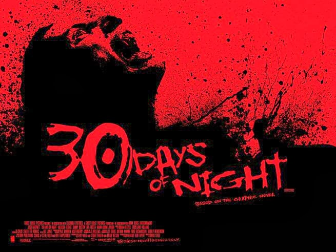30 days of night poster 0