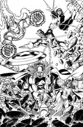 Avengers 700 1