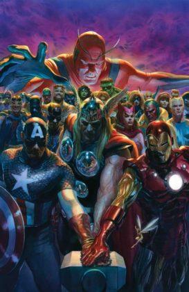 Avengers 700