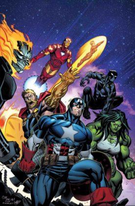 Avengers 700 5