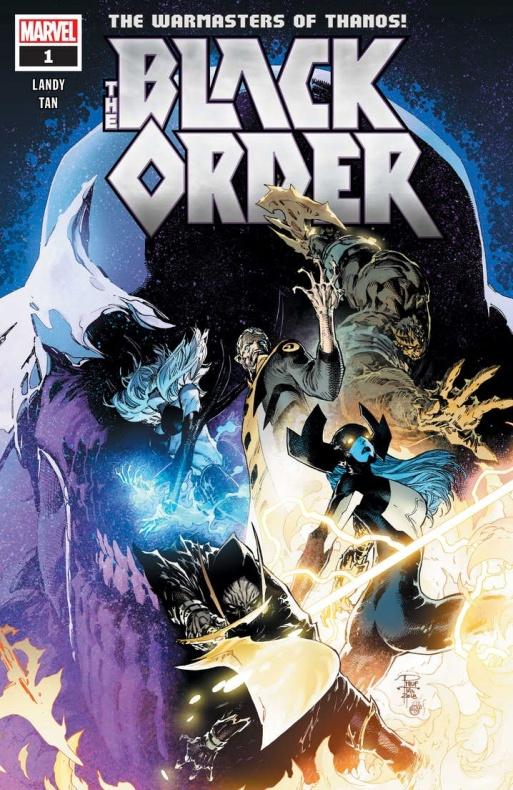'The Black Order' #1