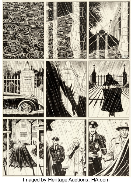 Batman La broma asesina - página 01