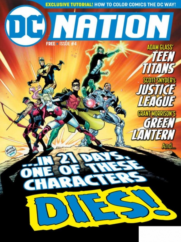 DC Nation #4