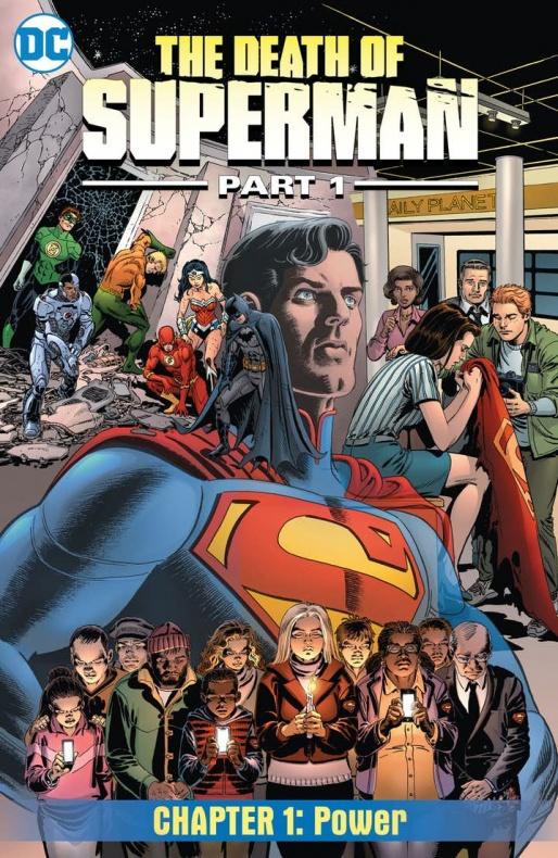 Superman Death Of Superman Part 1