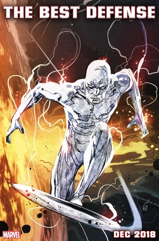 Defender Silver Surfer
