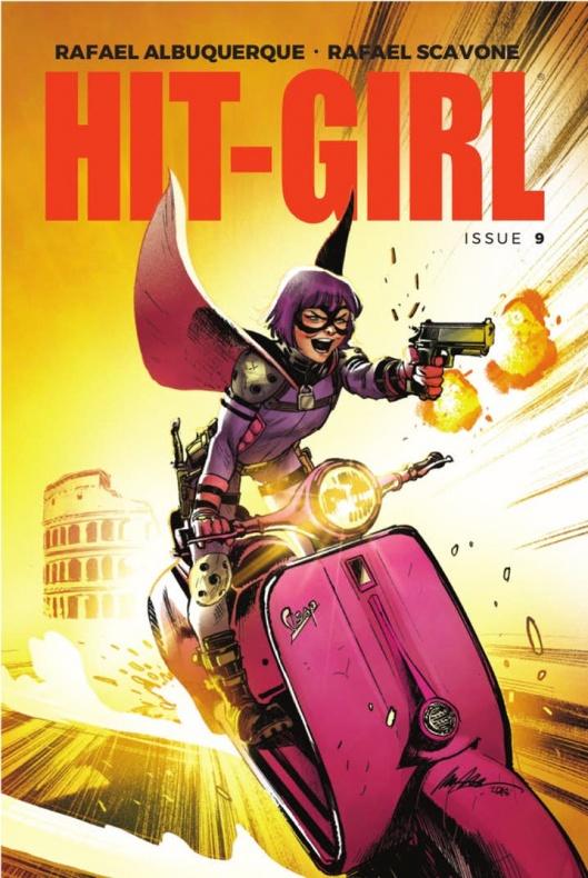 'Hit-Girl' Cover