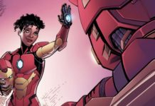 Riri Williams Ironheart