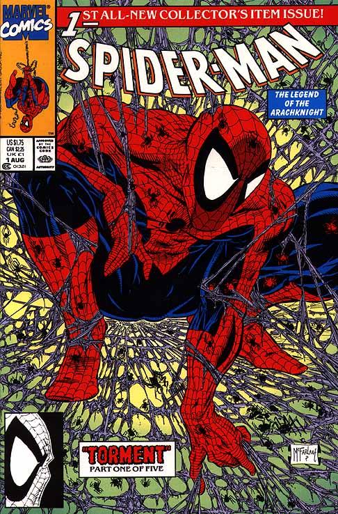 McFarlane Spider-Man 2