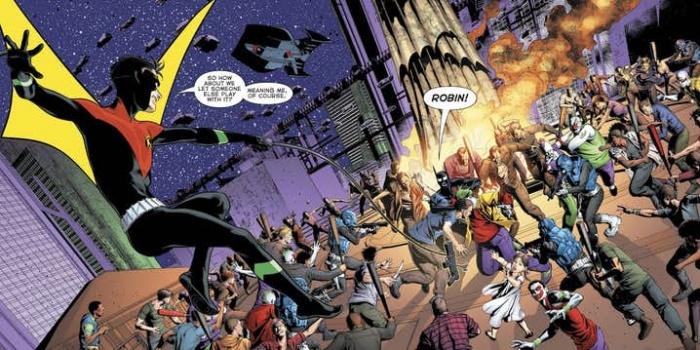 Robin 'Batman Beyond'