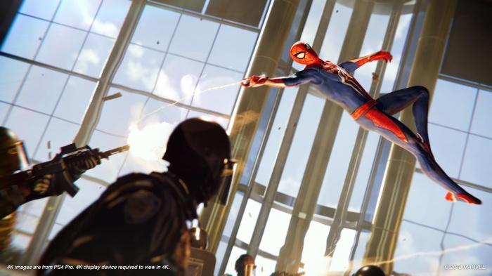 Marvel's Spider-Man para PS4: lo hemos probado y estas son nuestras primeras impresiones