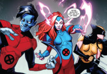 Marvel X-Men Red