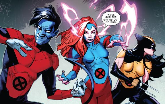 Marvel X-Men Red