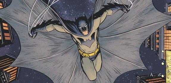 Batman Bendis
