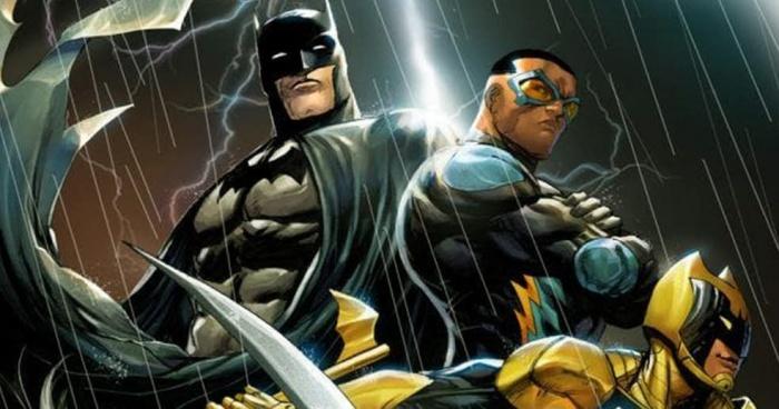 DC Comics Batman and Outsiders