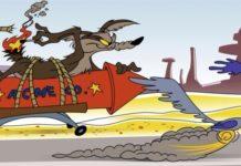 'Coyote Vs. Acme'