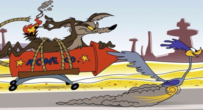 'Coyote Vs. Acme'