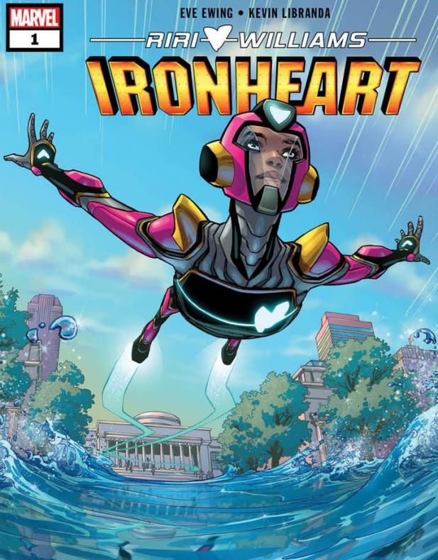 Riri Williams Ironheart