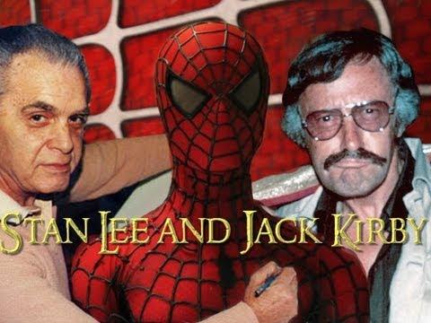 stan jack y spidey