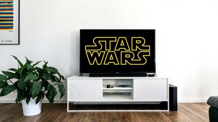 Star Wars en televisión