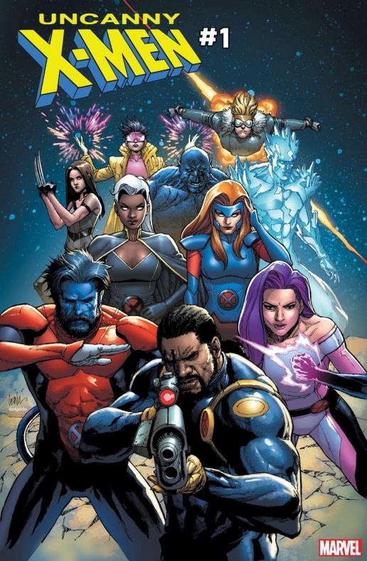 Marvel 'Uncanny X-Men' #1