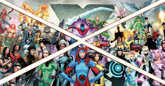 Marvel La Imposible Patrulla-X