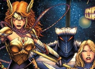 Asgardians Galaxy destacada