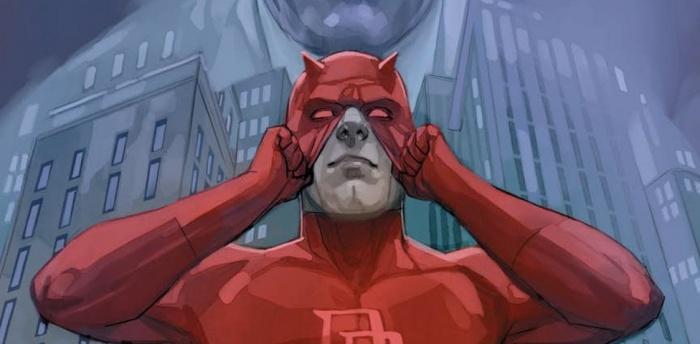Death Daredevil destacada