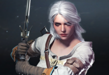 Ciri 'The Witcher'