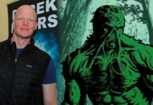 Derek Mears 'Swamp Thing'