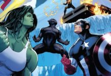Los Vengadores 'Avengers' #8