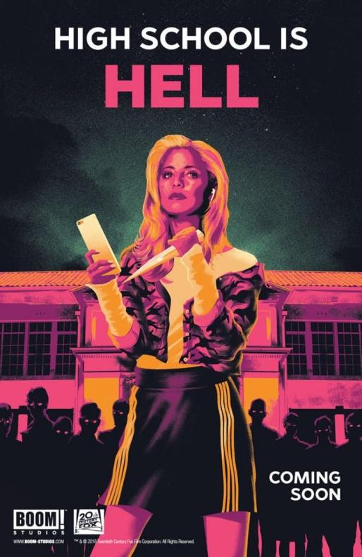 Boom! Studios 'Buffy cazavampiros'