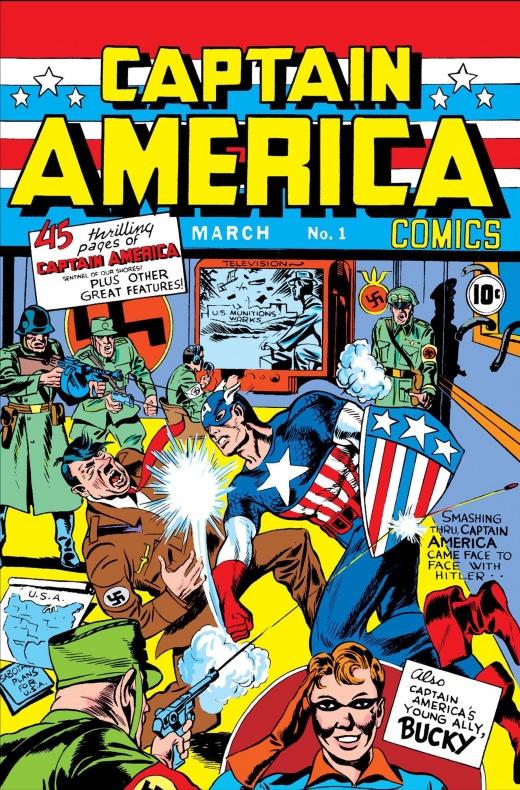 Capitán América 1 1