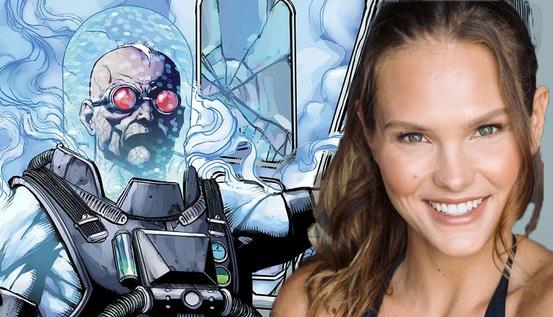 Cassandra Jean Amell será Nora Fries en el Arrowverso