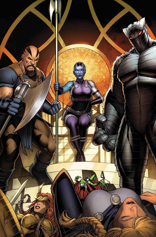 'Asgardians of the Galaxy' #2