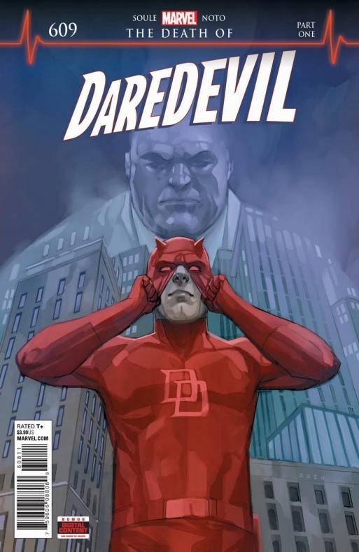 Death Daredevil