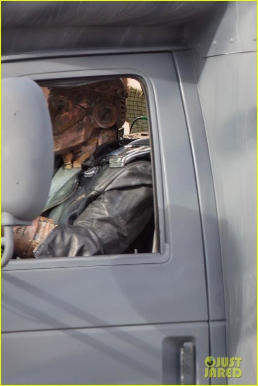 Doom Patrol - imágenes filtradas del rodaje 09