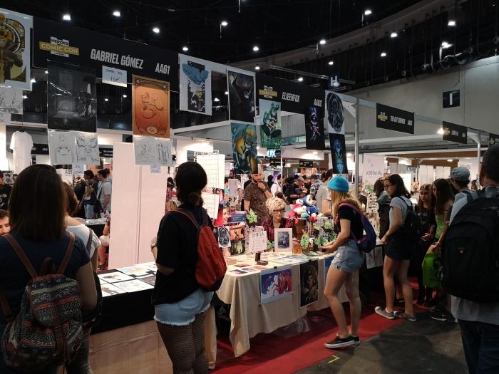 Crónica de Heroes Comic Con 2018