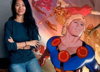 Los Eternos - Marvel Studios - Chloé Zhao