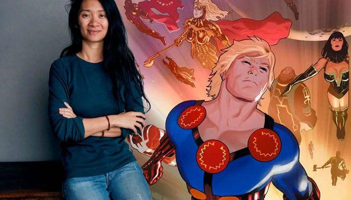 Eternals - Marvel Studios - Chloé Zhao