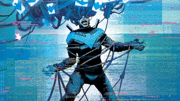 Ben Percy 'Nightwing'