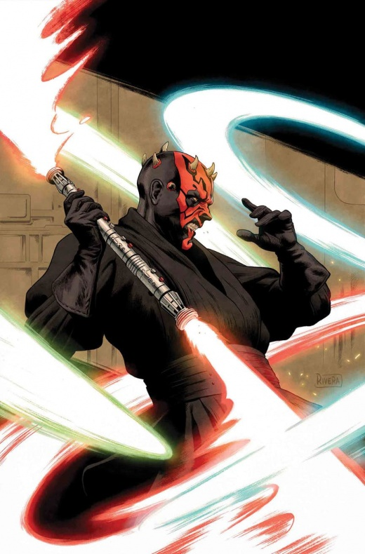 'Darth Maul' #1