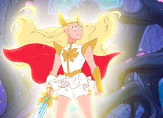 'She-Ra and the Princess of Power'