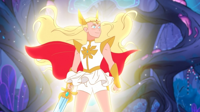 'She-Ra and the Princess of Power'