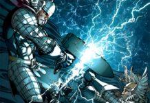 Thor y Tormenta - Marvel Comics
